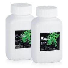 Wark24 Uranin 100g - Leicht löslich und beständig (2er Pack)