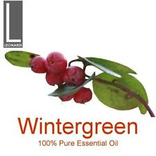 Wintergreen Essential Oils - 100% Pure Aromatherapy Grade- 10ml, 50ml, 100ml