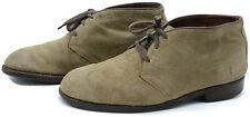 Vtg Frye Mens Sz 11.5 Leather Laced Work Riding Rugged Ankle Boots Booties