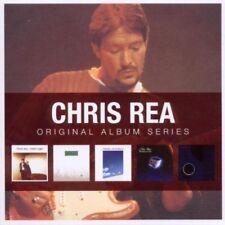 Chris Rea - Serie Álbum Original Nuevo 5X CD