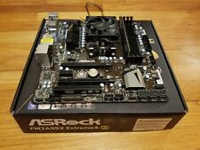 Combo ASRock FM2A85X EXTREME4-M / AMD A4-5300 Dual Core 3.4GHz / 8Gb DDR3 1600