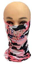 Trump2020 Tube Scarf Bandana Head Face Mask Neck Gaiter/ Buff Head Wear summer