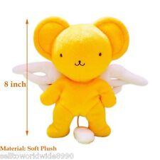 "1 x Anime Cartoon Card captor Sakura Kero Soft Plush Toy Stuffed Doll 20cm/8"""