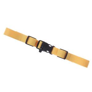 Kids Buckle clip strap adjustable chest harness bag backpack shoulder L4