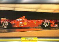FERRARI F 399 ( F399 ) 1999 : Fiche Auto Collection