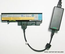 External Laptop Battery Charger for Lenovo IdeaPad U330 Y330, L08L6D11, L08S6D11