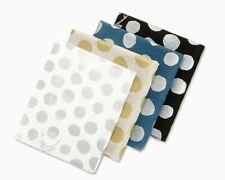 New KOKKA Echino Sambar Canvas HY-KOESC-MD w/ Deer 4 Pieces 4 Colors Polka Dots
