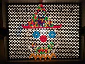 Vintage 1981 ORIGINAL Lite Brite Light Bright Lite-Brite Peg Art Toy w/ Box