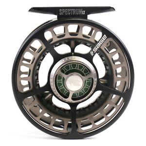 Sage Spectrum LT Reel - Size 4/5 - Black Spruce/Silver - Excellent Condition!