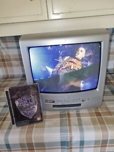 Durabrand dc11481 DVD And TV Combo CRT TV Retro Gaming Monitor Fully Working