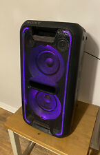 Sony Large Bluetooth Party Speaker with Disco lights GTK XB7 - 60W