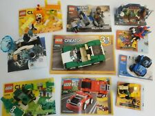 Lego Lot of 18 Various Building Sets - Retail $381.63