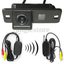 Wireless Rear View Reverse Camera Backup CCD For BMW E39 E46 E53 E90 X3 X5 X6 Z4