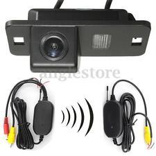 Wireless Rear View Reverse Camera Backup CCD For BMW E39 E46 E53 E90 X3 X5 X6 Z4