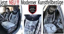 VW Passat 3c B7 Maß Sitzbezüge Schonbezüge Kunstfell Lammfell Imitat PL 888