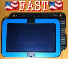Boogie Board Dashboard E-Writer & Wall Mount and Templates - Blue **READ**