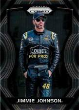 Jimmie Johnson 5 2018 Panini Prizm