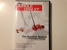 Jungle Gym XT - The Superior System for Bodyweight Training (DVD) New