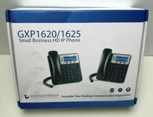 Grandstream GXP1620 Small to Medium Business HD IP Phone VoIP Phone