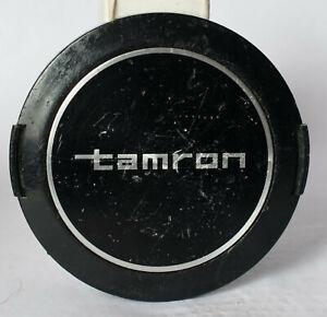 Vintage Tamron 55mm edge pinch front lens cap.