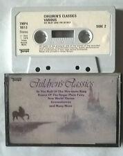 Excellent (EX) Album Children's Music Cassettes