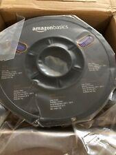 AmazonBasics ABS 3D Printer Filament, 1.75mm, Purple, 1 kg Spool
