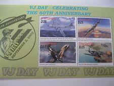 Gambia -2005- World War II, VJ Day