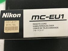 NIKON MC-EU1 Remote Release Cord for Coolpix 4300 4500 5000 5700 8700 Camera