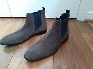 Dune Chelsea Suede Boots for Men for