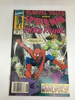 Marvel Tales (1964 Series) #245 Modern Age Comic Book (Spider-Man & Kitty Pryde)