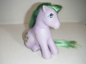 Vintage Italian My Little Pony G1 Figures