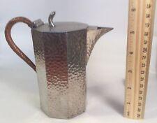 Civic Pewter 1052 Coffee/Hot Water Jug