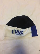 UHC Pro Cycling Team United Healthcare Thermal Fleece Cycling Cap Hat Beanie NEW