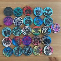 VERY RARE OFFICIAL SLAMMER WHAMMERS ACG POLYKARB AL JAMMER 1993 POGS TAZOS LOT