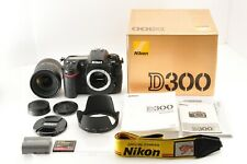 Nikon D300 Digital SLR Camera + AF-S18-200 3.5-5.6G Shutters count 2240 Japan166