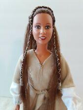 1978 Vintage Kenner Star Wars Princess Leia (Custom) Endor Village dress ROTJ