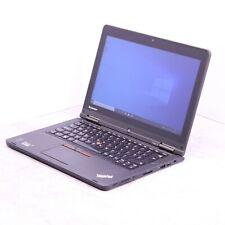 Lenovo Yoga 12 Windows 10 12 Laptop Intel I5 5200U 2.2Ghz 4Gb 128Gb Ssd