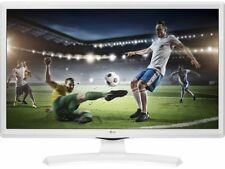 "TV LG 24MT49VW LED HD Ready 24"" Pollici HDMI USB DVB-T2 BIANCO"
