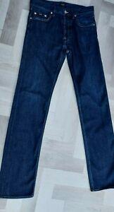 GENUINE   MEN,S  Hugo Boss Jeans 31 Waist 33  Leg STRETCH / LOVELY