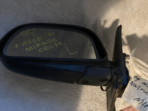 Door Mirror MITSUBISHI MIRAGE Left 97 98 99