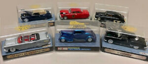 Racing Champions 1/64, Mix of Vintage Mint Set of 6 Loose