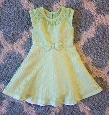 Sizes 6 /& 10                R-5 Jona Michelle Girls Dress Green Chiffon