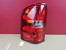 Chevrolet Silverado  Tail Light Tail Lamp 1500 2500 3500 Left Rear OEM 2007-2013