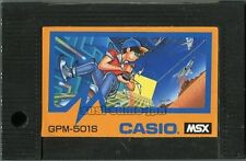 """MSX ROM""""GAME LAND SPECIAL""""CASIO JAPAN"""