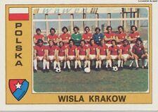 WISLA KRAKOW TEAM EURO FOOTBALL 76 STICKER CROMO PANINI VIGNETTE POLSKA POLAND