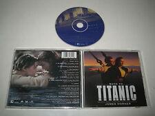 Titanic/Soundtrack/James Horner (Sony/SK 60691) CD Album