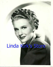 "Lynne Roberts Promotional Photograph ""Racket Squad"" CBS-TV B&W 1951"