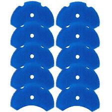10 x HOZELOCK EASYCLEAR FOAM FILTER PADS EASY CLEAR 3000 / 6000 / 9000