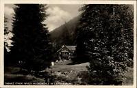 Tabarz Thüringer Wald Postkarte 1928 Partie an der Massemühle im Lauchagrund