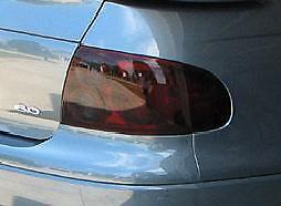 04-06 PONTIAC GTO SMOKE TAIL LIGHT PRECUT TINT COVER SMOKED OVERLAYS